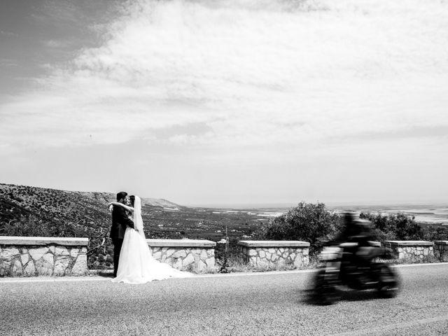 Il matrimonio di Fabrizio e Carmen a San Giovanni Rotondo, Foggia 22