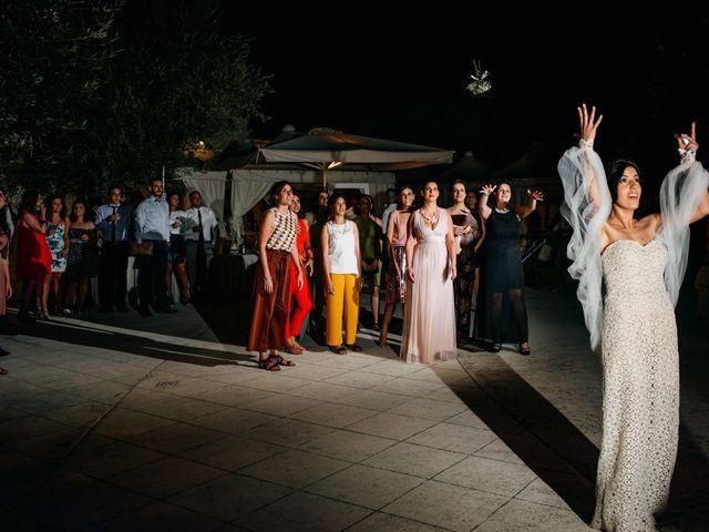 Il matrimonio di Fabrizio e Carmen a San Giovanni Rotondo, Foggia 35
