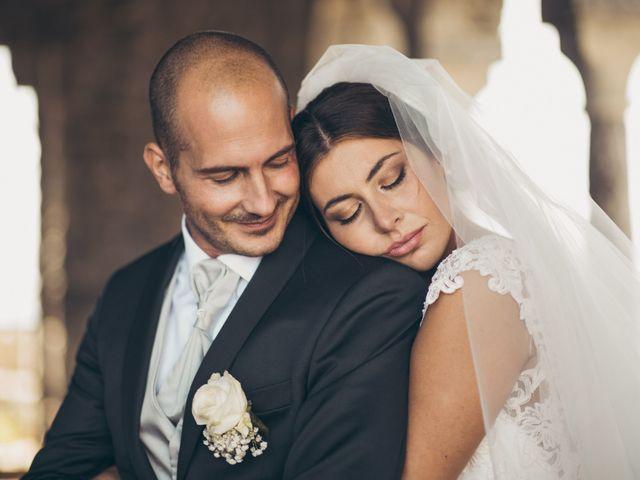le nozze di Cristel e Francesco