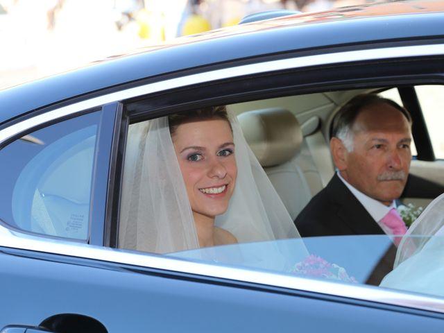 Il matrimonio di Marco e Silvia a Bertonico, Lodi 17