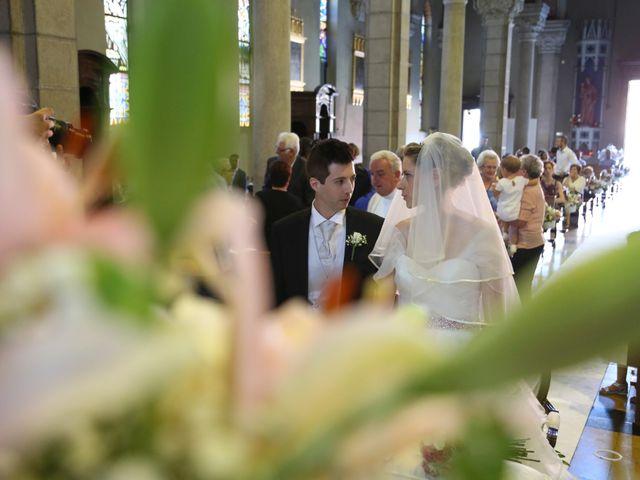 Il matrimonio di Marco e Silvia a Bertonico, Lodi 19