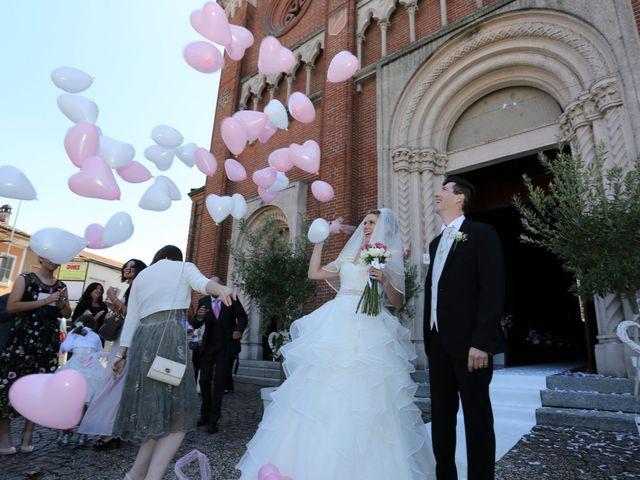 Il matrimonio di Marco e Silvia a Bertonico, Lodi 21