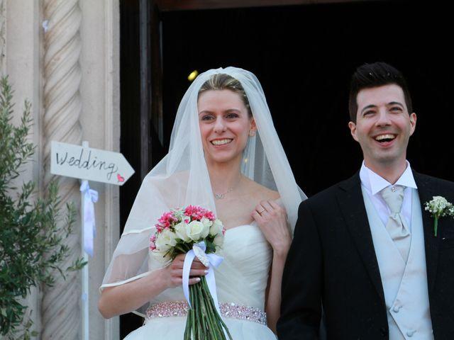 Il matrimonio di Marco e Silvia a Bertonico, Lodi 22