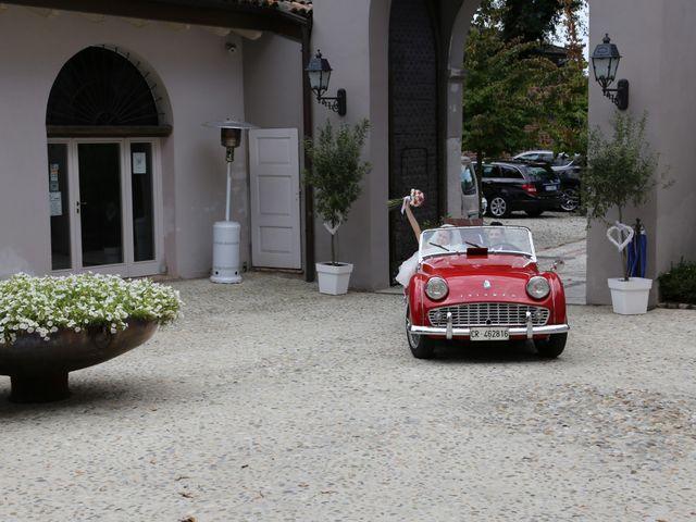 Il matrimonio di Marco e Silvia a Bertonico, Lodi 24
