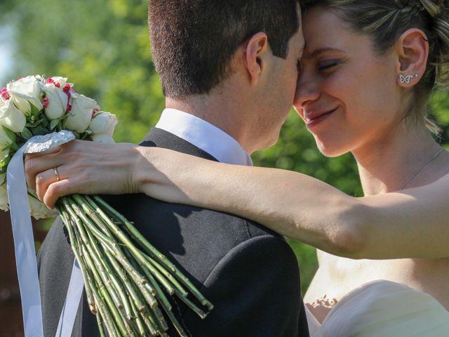 Il matrimonio di Marco e Silvia a Bertonico, Lodi 30