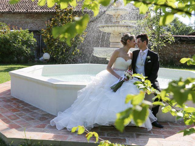 Il matrimonio di Marco e Silvia a Bertonico, Lodi 31