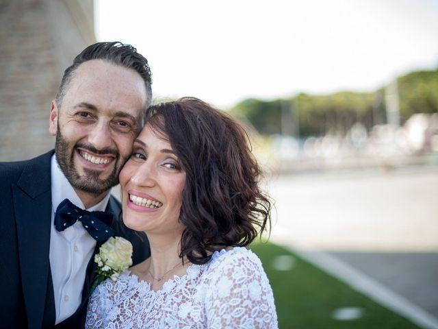 le nozze di Sara e Thomas