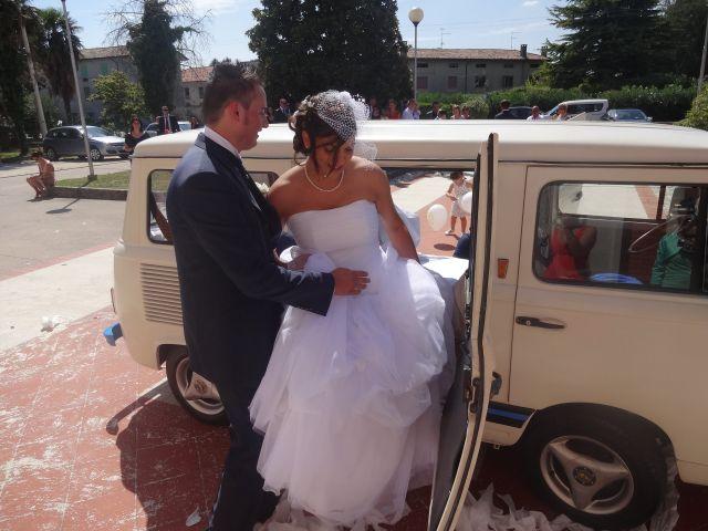 Il matrimonio di Tanya e Dario  a San Vito al Tagliamento, Pordenone 6