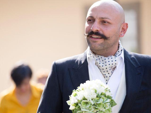 Il matrimonio di Simone e Alessandra a Sorisole, Bergamo 21