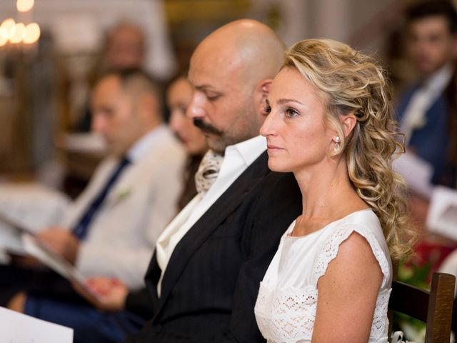 Il matrimonio di Simone e Alessandra a Sorisole, Bergamo 32