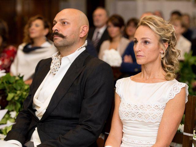 Il matrimonio di Simone e Alessandra a Sorisole, Bergamo 29
