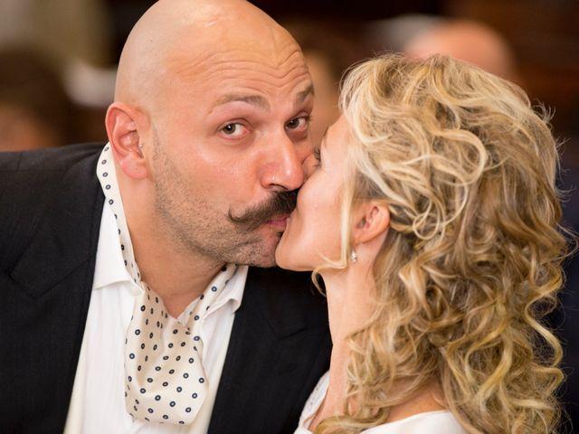 Il matrimonio di Simone e Alessandra a Sorisole, Bergamo 31
