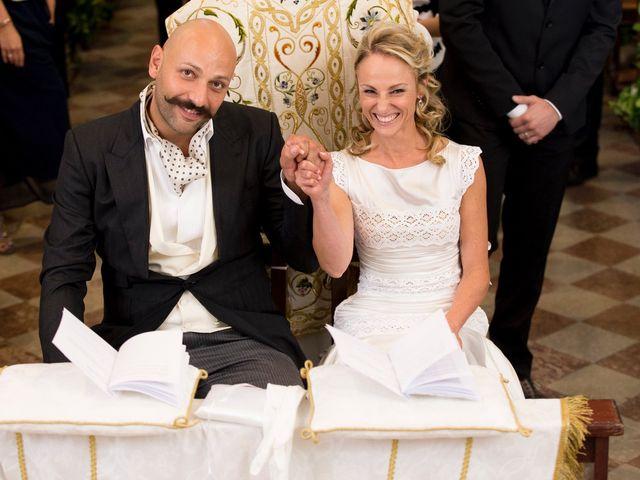 Il matrimonio di Simone e Alessandra a Sorisole, Bergamo 34