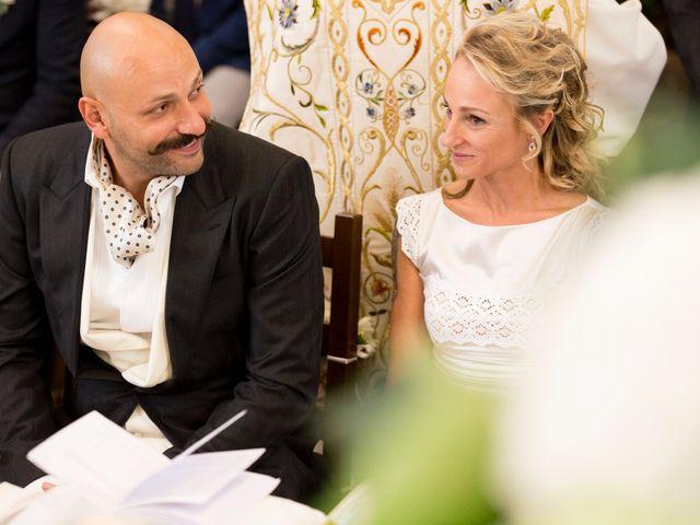 Il matrimonio di Simone e Alessandra a Sorisole, Bergamo 35
