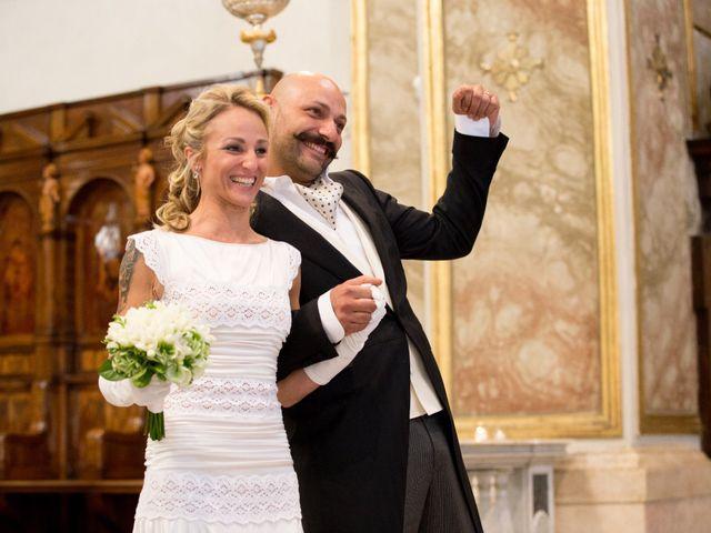 Il matrimonio di Simone e Alessandra a Sorisole, Bergamo 50
