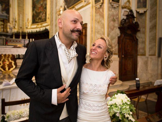 Il matrimonio di Simone e Alessandra a Sorisole, Bergamo 52