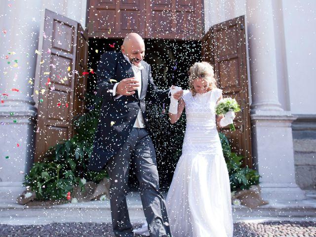Il matrimonio di Simone e Alessandra a Sorisole, Bergamo 41