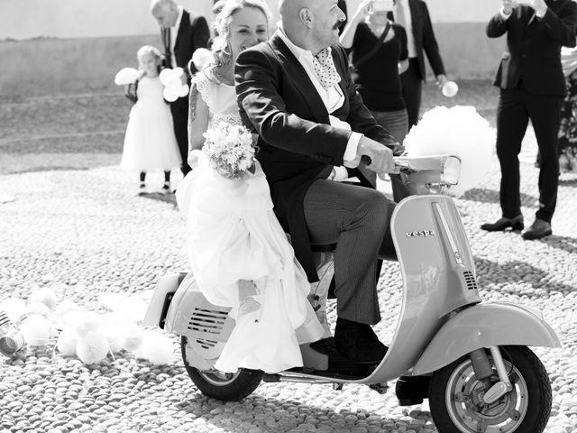Il matrimonio di Simone e Alessandra a Sorisole, Bergamo 42