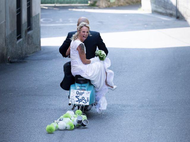 Il matrimonio di Simone e Alessandra a Sorisole, Bergamo 44