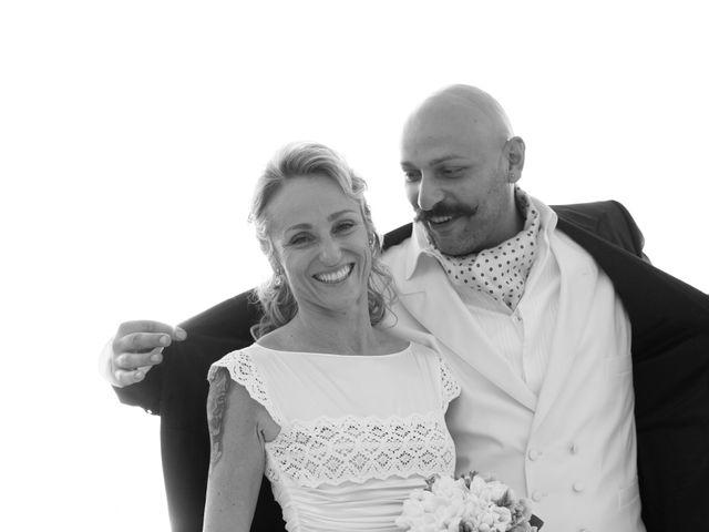 Il matrimonio di Simone e Alessandra a Sorisole, Bergamo 54