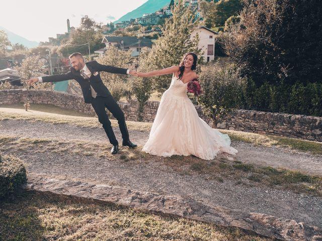 Il matrimonio di Ettore e Maddalena a Sondrio, Sondrio 12