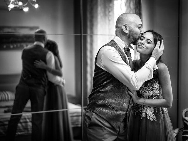 Il matrimonio di Andrea e Valentina a Filago, Bergamo 6