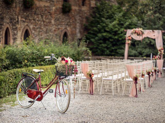 Il matrimonio di Andrea e Valentina a Filago, Bergamo 24