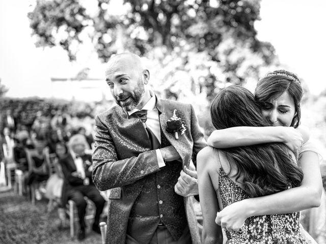 Il matrimonio di Andrea e Valentina a Filago, Bergamo 29