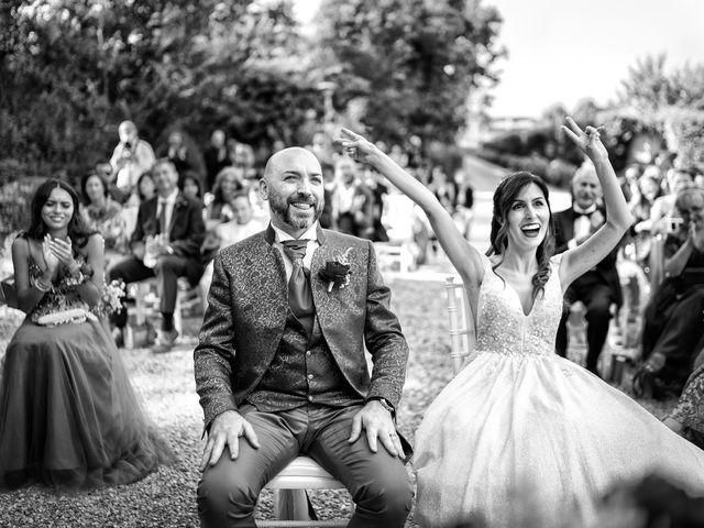 Il matrimonio di Andrea e Valentina a Filago, Bergamo 33