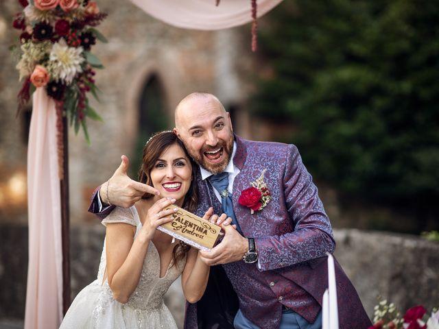 Il matrimonio di Andrea e Valentina a Filago, Bergamo 35