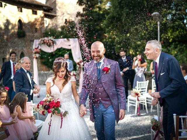 Il matrimonio di Andrea e Valentina a Filago, Bergamo 36