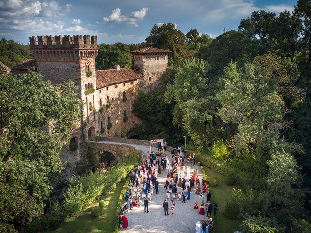 Il matrimonio di Andrea e Valentina a Filago, Bergamo 37