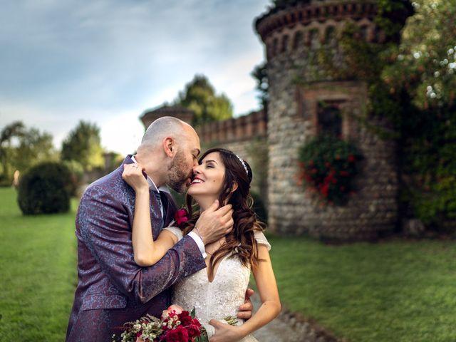 Il matrimonio di Andrea e Valentina a Filago, Bergamo 47