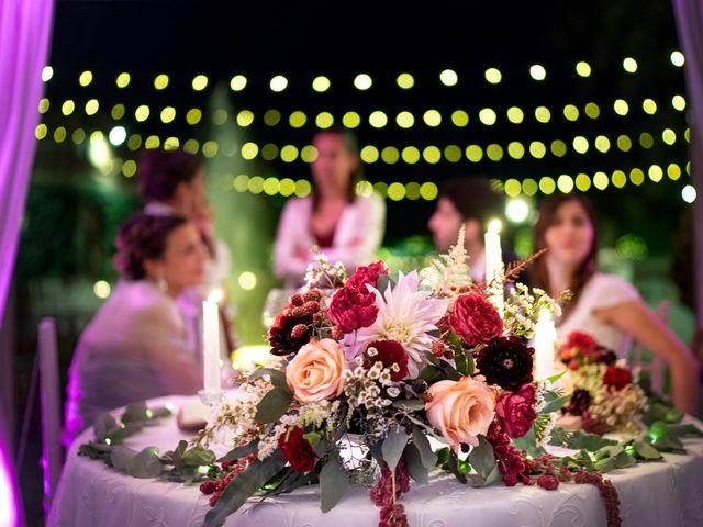 Il matrimonio di Andrea e Valentina a Filago, Bergamo 57