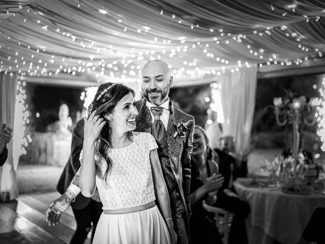 Il matrimonio di Andrea e Valentina a Filago, Bergamo 62