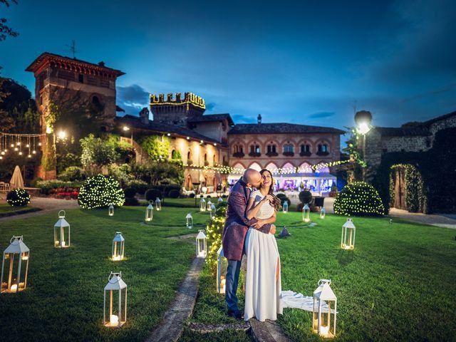 Il matrimonio di Andrea e Valentina a Filago, Bergamo 65