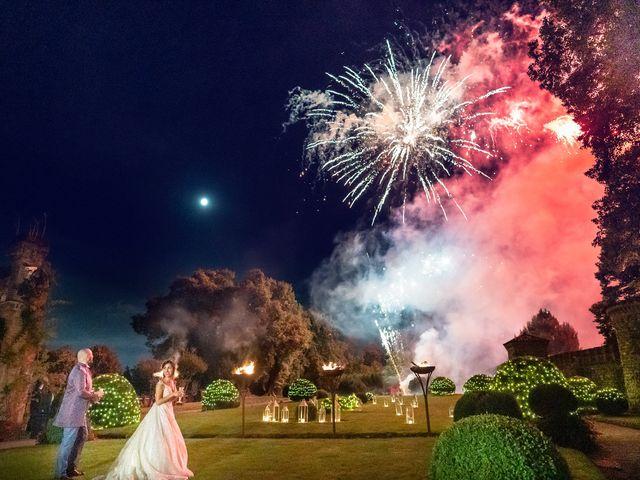 Il matrimonio di Andrea e Valentina a Filago, Bergamo 74
