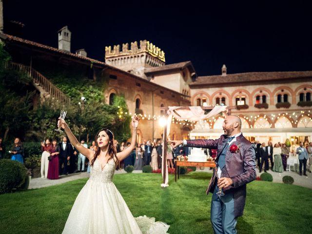 Il matrimonio di Andrea e Valentina a Filago, Bergamo 75