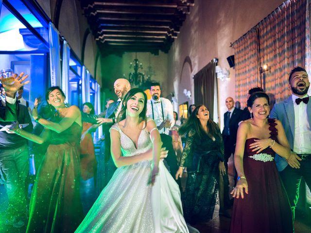Il matrimonio di Andrea e Valentina a Filago, Bergamo 80