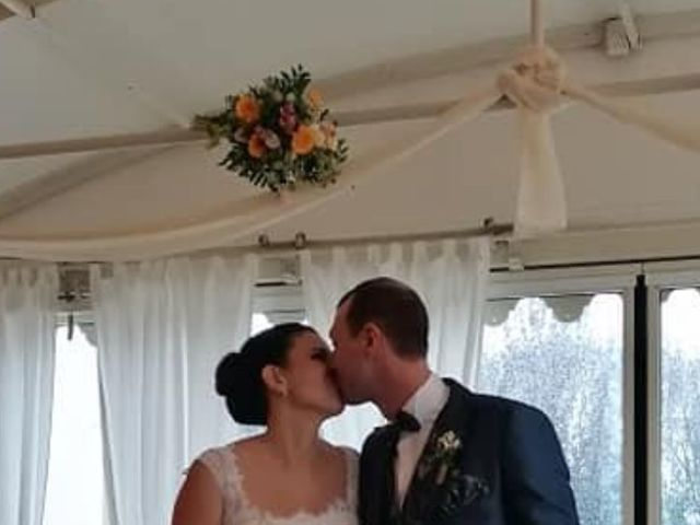 Il matrimonio di Davide  e Chiara a Provaglio d'Iseo, Brescia 3