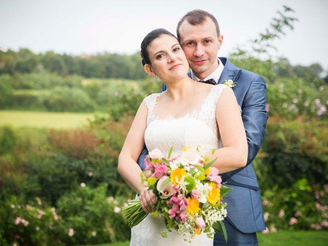 Il matrimonio di Davide  e Chiara a Provaglio d'Iseo, Brescia 1