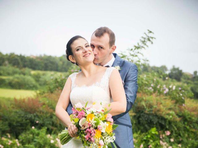 Il matrimonio di Davide  e Chiara a Provaglio d'Iseo, Brescia 4