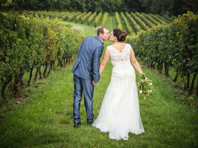 Il matrimonio di Davide  e Chiara a Provaglio d'Iseo, Brescia 2