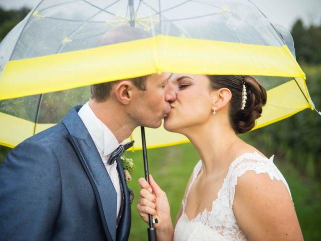 Il matrimonio di Davide  e Chiara a Provaglio d'Iseo, Brescia 6