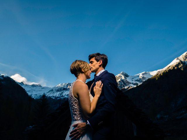 Le nozze di Stefano e Fabiola