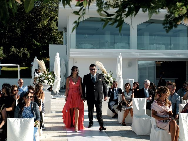 Il matrimonio di Francesca e Michele a Roseto degli Abruzzi, Teramo 36