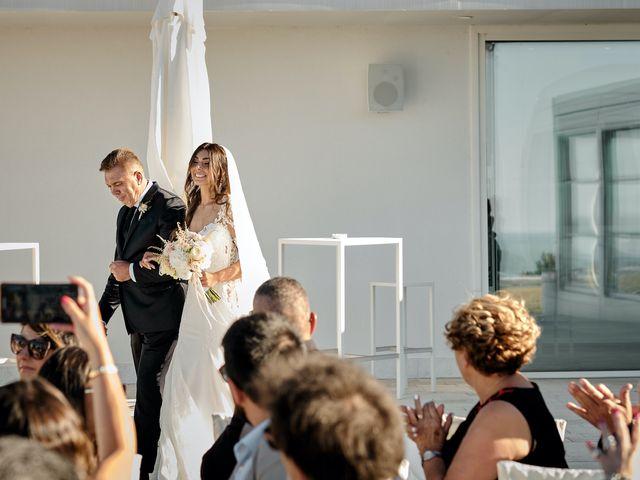 Il matrimonio di Francesca e Michele a Roseto degli Abruzzi, Teramo 37