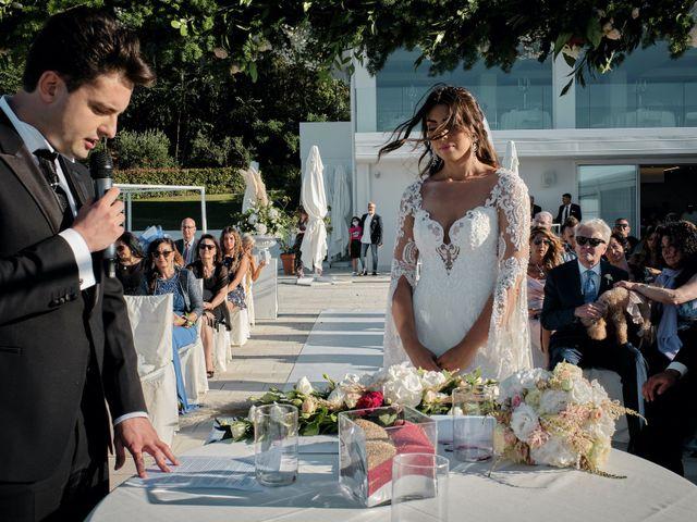 Il matrimonio di Francesca e Michele a Roseto degli Abruzzi, Teramo 42