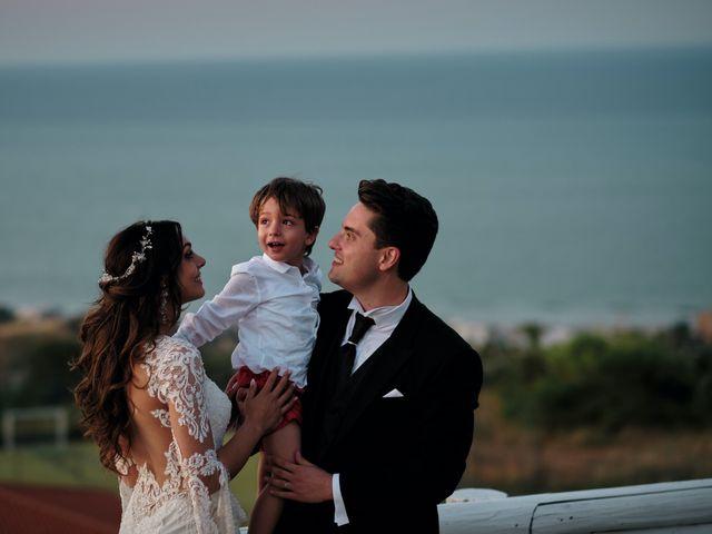 Il matrimonio di Francesca e Michele a Roseto degli Abruzzi, Teramo 64