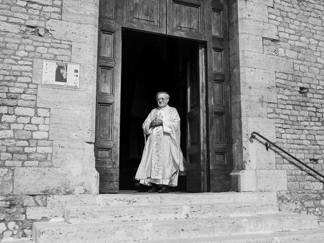Il matrimonio di Stefano e Roberta a Sermoneta, Latina 23